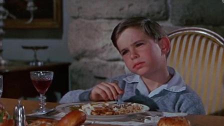 4分钟看完科幻片 《变蝇人》1958版