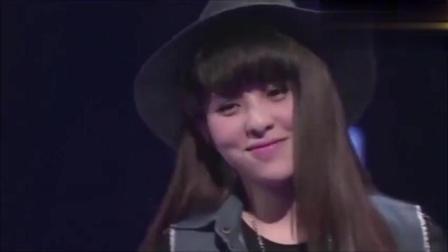 《中国好声音》摇滚女孩贝贝, 霸气十足高音一出评委秒转身