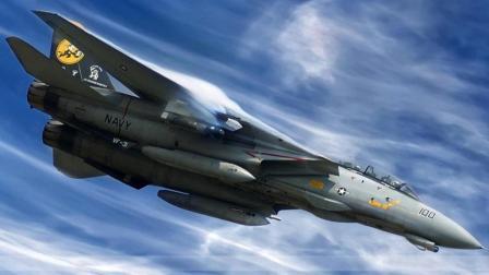 美国战机可带巨型导弹 200公里一击必杀!