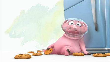 动画短片: 《一头永远吃不到曲奇饼干的猪》心情不好的时候, 看看这只猪