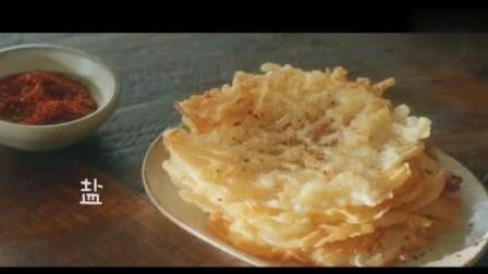 土豆丝饼做法