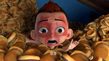 哈喽! 葡星人: 地球星侯烨被番茄酱变猴子 外星人朋友急告白