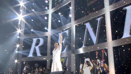 刘若英我敢演唱会演唱《后来》, 台下歌迷感动哭成一片, 不愿离去