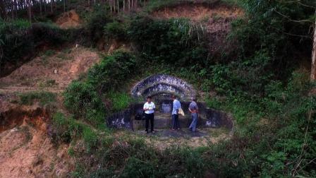 带你看看广西北流民乐镇的钟氏风水宝地大将点兵