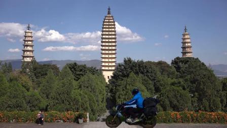 云南大理必去的4个景点, 你知道几个? 大理古城摩托车摩旅攻略
