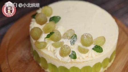 青提蛋糕#烘培##蛋糕##美拍小助手#
