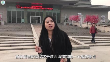 仅次于陕西历史博物馆的西安博物院, 在小雁塔免费参观, 不可错过