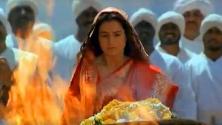 古老的印度风俗, 丈夫后要被陪葬, 女子被士兵救出