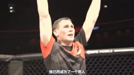 UFC冉冉升起的新星: 英伦MMA新偶像达伦-提尔