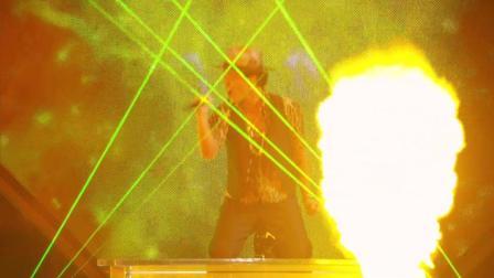 【尘时光影像】火星哥 Bruno Mars 嗓音超牛酷炫高清现场