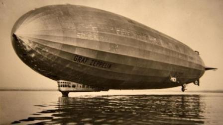 飞机成熟之前的空中霸主, 巨大的外形让人望而生畏