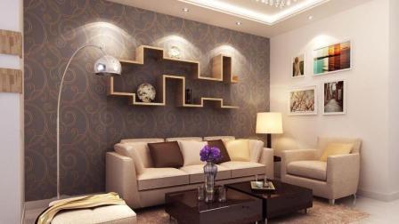 厉害了! 小户型客厅这样设计, 客厅空间大一倍以上!