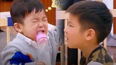 黄圣依宠小儿子 安迪崩溃吃醋