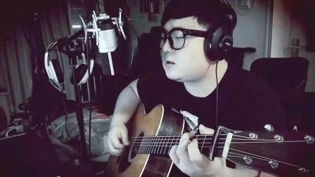 迪克牛仔《三万英尺》阳仔玩吉他 倾力cover 吉他弹唱