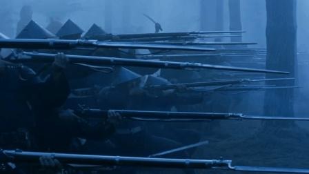 最后的武士: 新军在训练有素的骑兵面前不堪一击