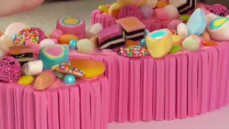 动手做一个数字蛋糕, 给过生日的小伙伴惊喜