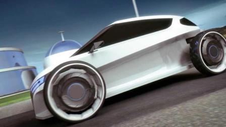 中国小伙发明世界上首个磁悬浮轮胎, 能让汽车飞起来!