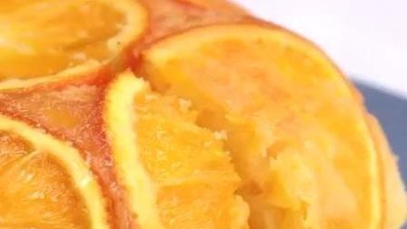 电饭锅就可以搞定的橙子蛋糕