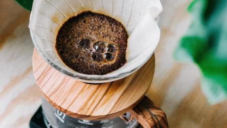 欧洲咖啡冲煮冠军手冲方法, 试了一下, 还真好喝