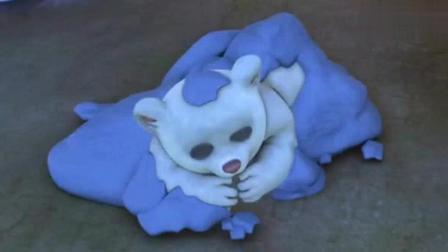 熊大熊二怀疑光头强绑架小北极熊