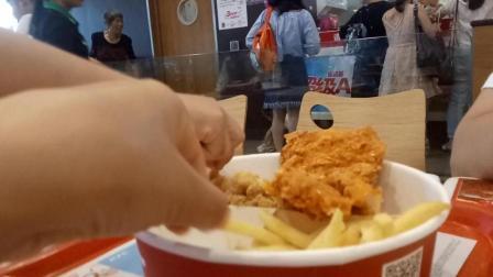 薯条怎么炸 薯条配番茄酱好吃 美食 视频