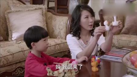 千金归来》心机女出卖妈妈 妈妈对她爱理不理