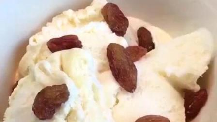 教你在家自制牛奶冰淇淋, 味道纯正, 用料实在, 好吃又放心