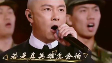 经典咏流传: 张卫健再唱《真英雄》, 还是那么经典! 太棒了!
