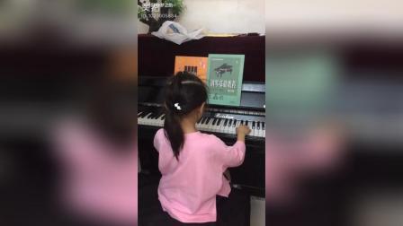 #钢琴曲#西西小朋友《四小天鹅舞曲》柴科夫斯基曲