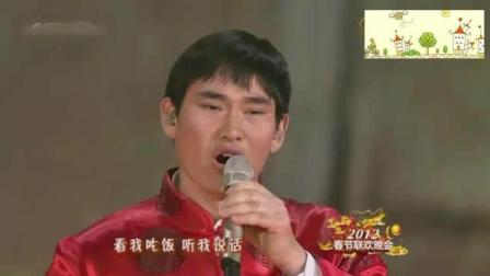 朱之文曾上春晚靠这首歌走红, 终于找到现场版, 太感动了!