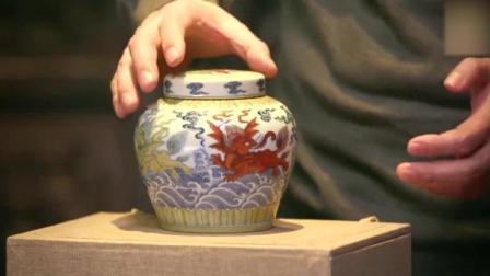 马未都: 观复博物馆再现国宝天字罐, 看一眼都奢侈!