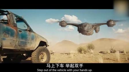 超火爆动作大片, 开局就是战机、火车, 真是刺激!