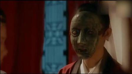 姑娘被迫嫁给了个瞎子, 当他揭开面具的那一刻, 瞬间看呆了!