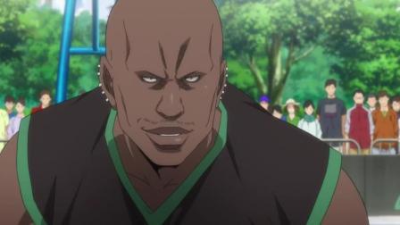 黑子的篮球玩街球美国佬简直是在戏耍日本队!