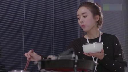 霸道总裁第一次和灰姑娘吃盒饭, 没想到这顿饭吃得格外香甜! 爆笑