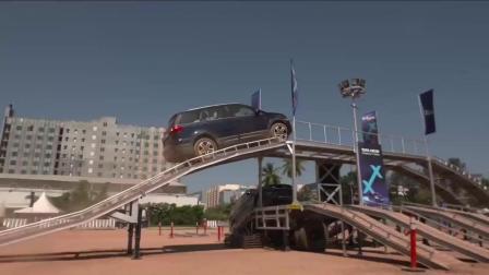 印度塔塔汽车越野性能测试, 看起来好厉害的样子