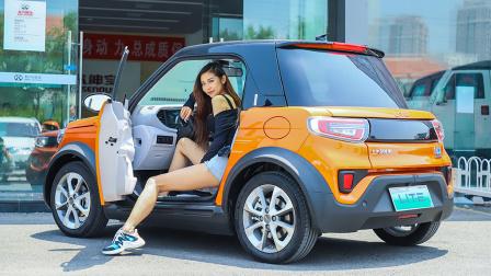 《主试角》第181集:试驾北汽新能源LITE,很灵动的小车,回头率很高
