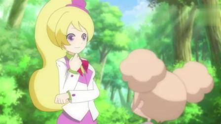 小花仙: 回想安安为了救库库鲁, 一路艰辛的走来, 放弃了好多