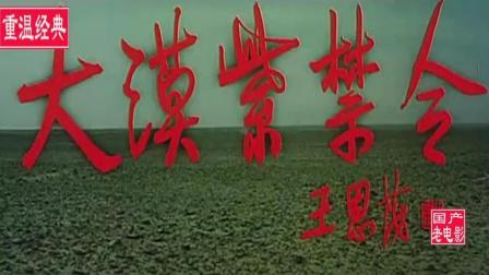 经典老电影《大漠紫禁令》剪辑(一)