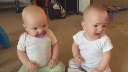 超级搞笑视频-看谁能憋住不笑