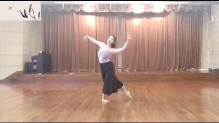 形体舞《梁祝》周雨奇