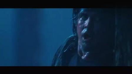 「第一滴血4」狙击手关键时刻救了史泰龙_真惊险_