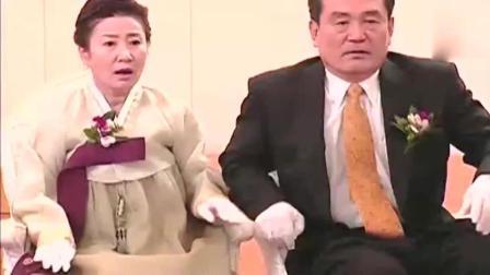 加油金顺: 金顺成焕大婚, 婚礼上金顺踩到婚纱扑倒在地!