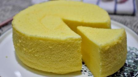 2分钟教你自制酸奶蒸蛋糕, 营养好吃, 比馒头简单, 比棉花糖还软