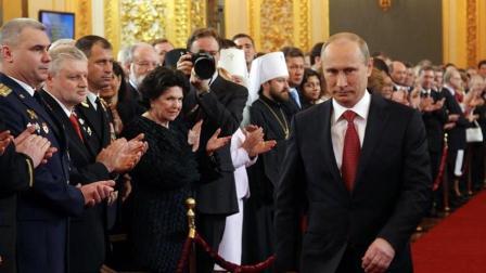 【局势君】国际油价上涨, 普京的第二个任期将比之前好过