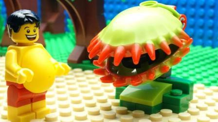 乐高Lego: 大肚男丛林冒险记