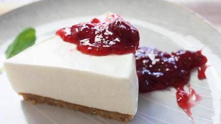 冻芝士蛋糕, 闲暇生活的小甜品