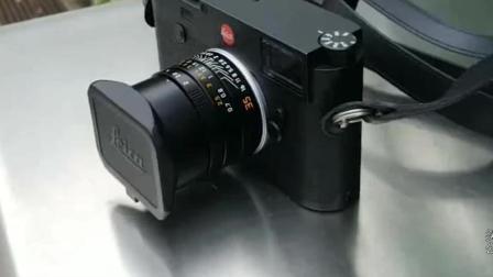 混入法拉利嘉年华, 用徕卡相机遭人白眼