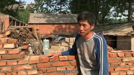 75岁老汉做农民工, 一天80元, 背后的真相让人深思