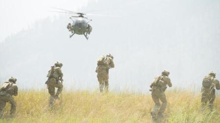 海豹六队追杀恐怖分子